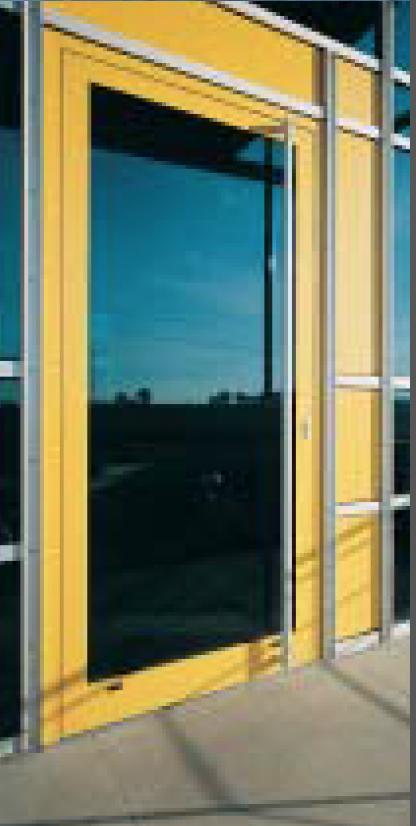 Façades, Fenêtres et Portes Pare Balles ( Bulletproof)